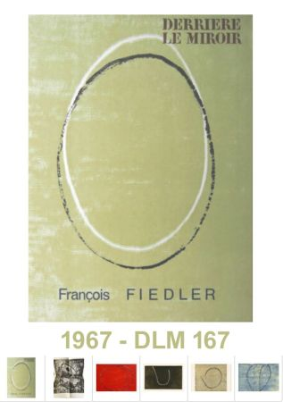 Lithographie Fiedler - DLM 167