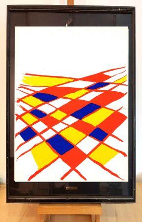 Lithographie Calder - Dlm 190-2
