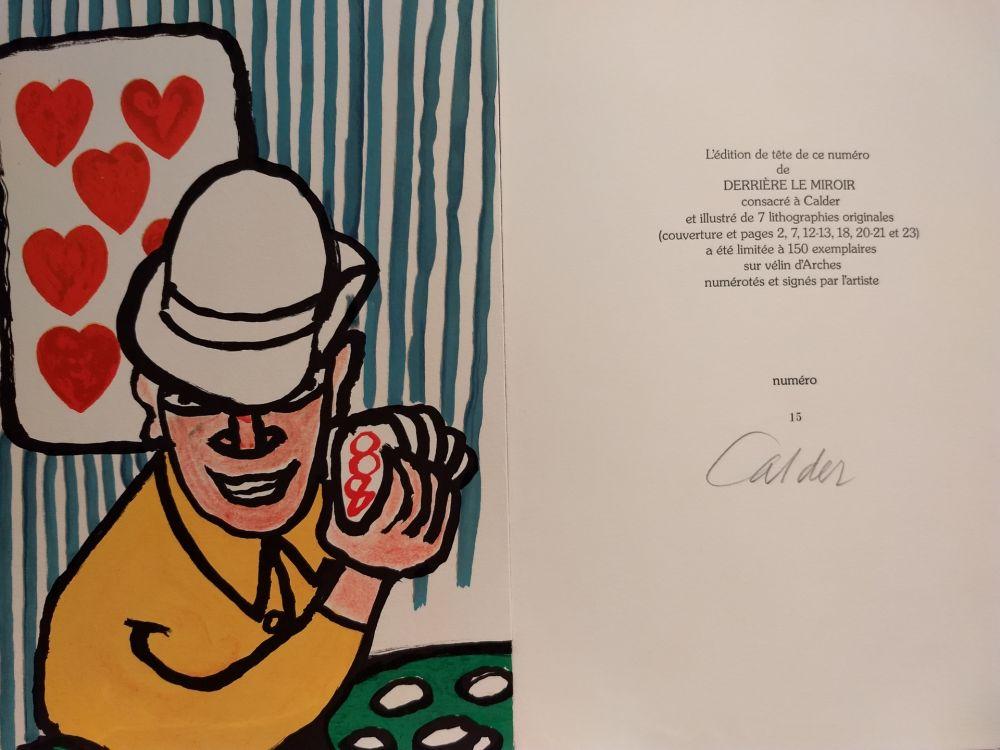 Livre Illustré Calder - DLM 212