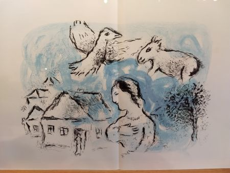 Livre Illustré Chagall - DLM 225
