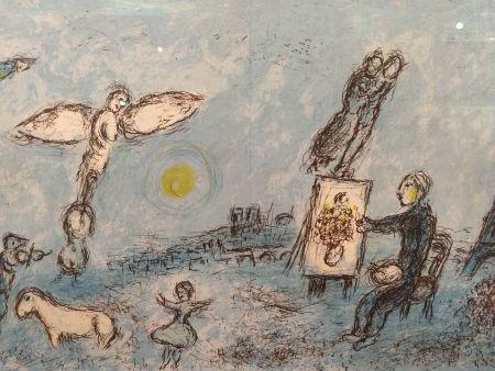 Livre Illustré Chagall - DLM 246