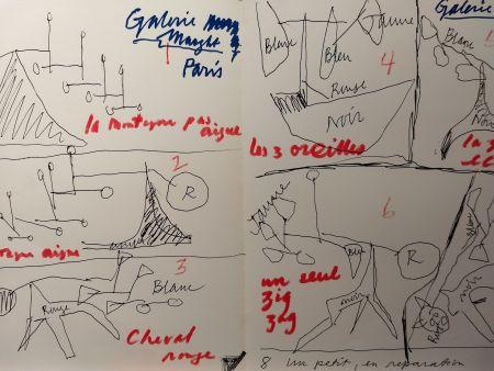 Livre Illustré Calder - DLM 248