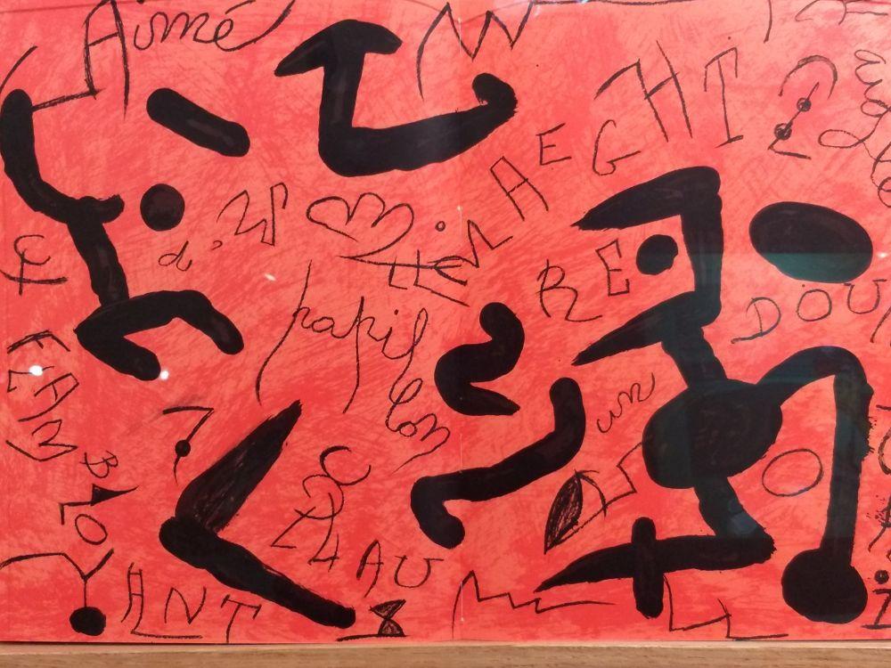 Livre Illustré Miró - DLM 250