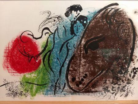 Livre Illustré Chagall - DLM 44 45