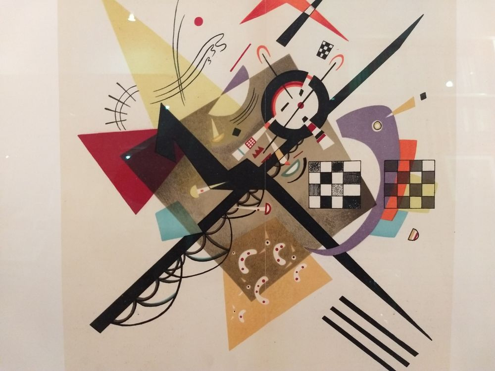 Livre Illustré Kandinsky - DLM 60-61