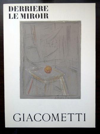 Livre Illustré Giacometti - DLM 65