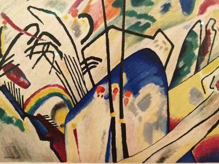 Livre Illustré Kandinsky - DLM 77-78