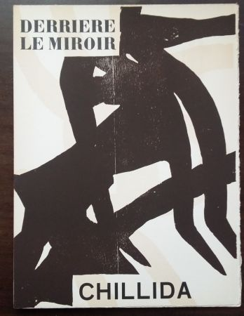 Livre Illustré Chillida - DLM 90 - 91