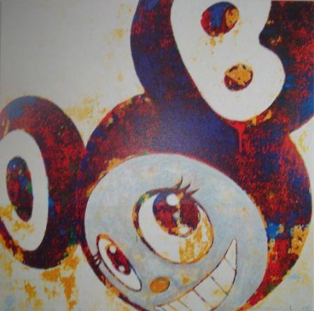 Estampe Numérique Murakami - Dob