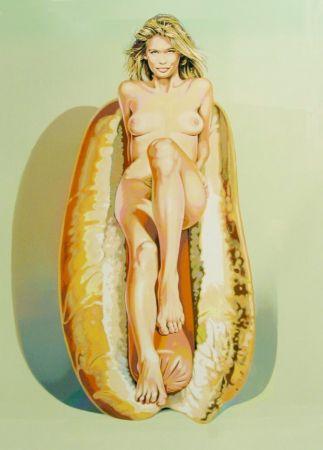 Lithographie Ramos - Doggie Dinah