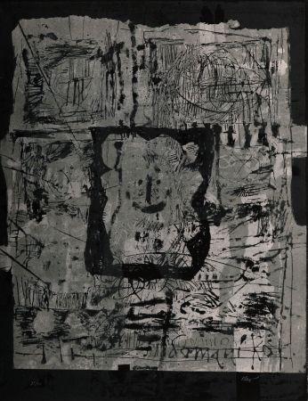 Lithographie Clavé - Domenikos Theotokopoulos