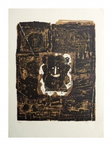 Lithographie Clavé - Don Felipe Bis