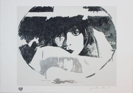 Sérigraphie Fioroni - Doppio Liberty Grey