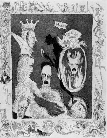 Eau-Forte Haz - Dottor Jekyll e Mr Hyde 2