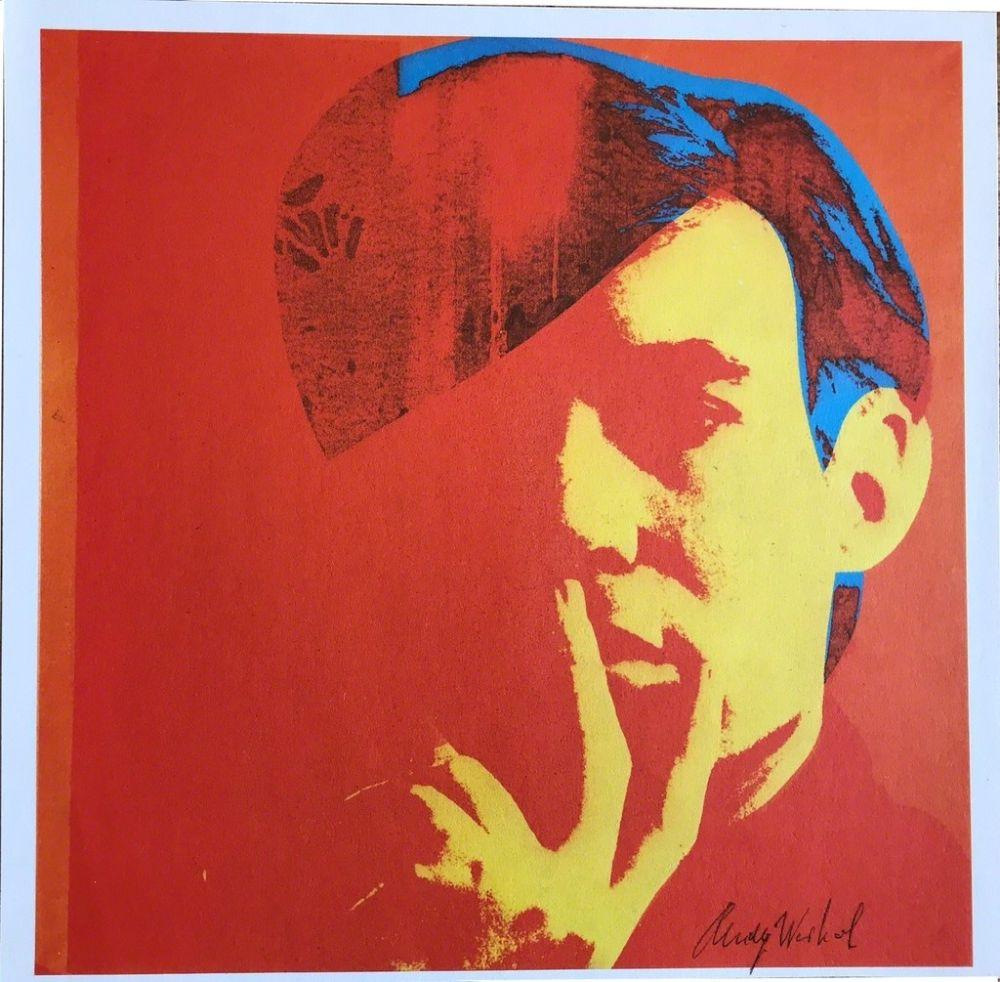 Sérigraphie Warhol - Double Self-Portrait