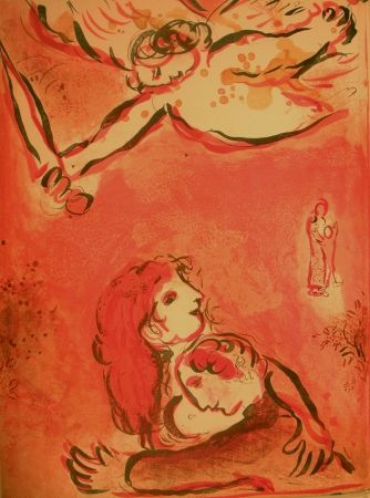 Livre Illustré Chagall - Drawings for the Bible