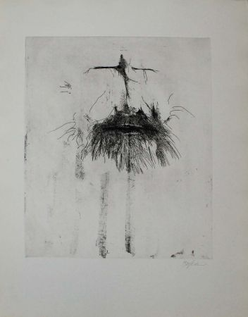 Gravure Baskin - Drawings for the Iliad (complete set of six etchings)