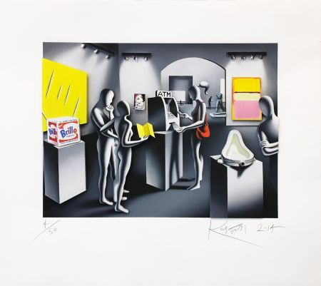 Multiple Kostabi - DREAM WITHDRAWAL