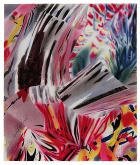 Lithographie Rosenquist - Drifter/Speed of Light