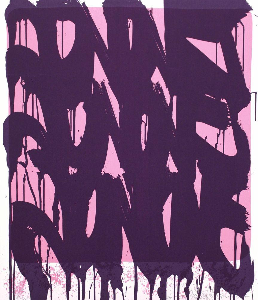 Sérigraphie Jonone - Dripping Tags