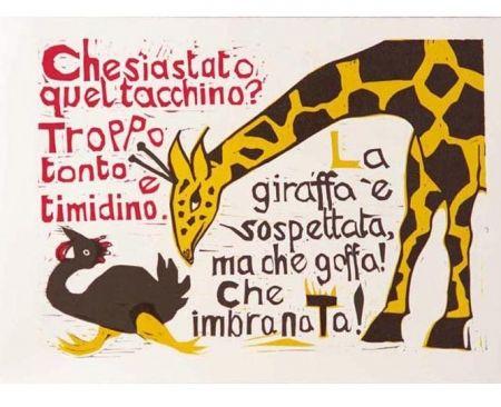 Livre Illustré Brancaforte - Duccio il pittore elettrodomestico