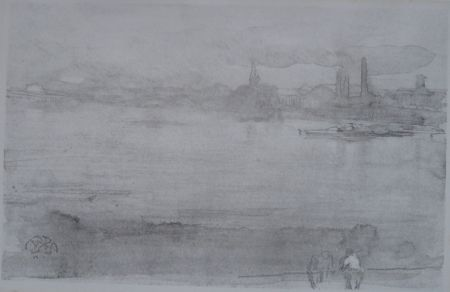 Lithographie Whistler - Early Morning