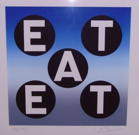 Sérigraphie Indiana - EAT