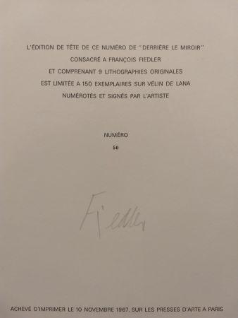 Livre Illustré Fiedler - Edition Tete DLM 167