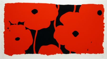 Sérigraphie Sultan - Eight Poppies