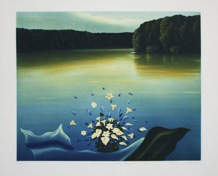 Eau-Forte Et Aquatinte Maibaum - Ein Frühling ist wie ein Herbst