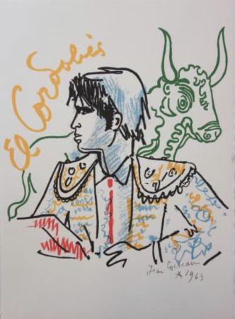Lithographie Cocteau - El cordobes