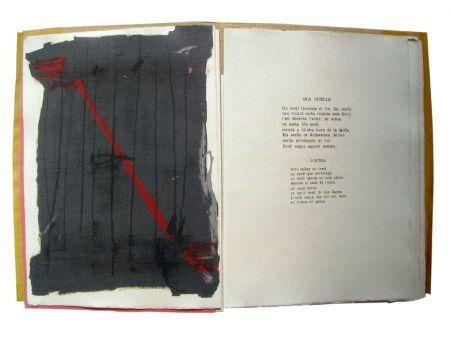 Livre Illustré Tàpies - El Pa a la Barca