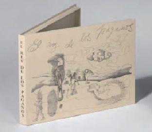 Livre Illustré Castillo - El rey de los paganos