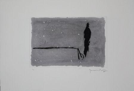 Aquatinte Hernandez Pijuan - El xiprer / The Cypress