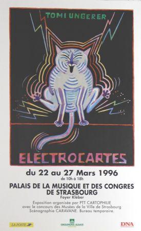Offset Ungerer - Electrocartes 1996
