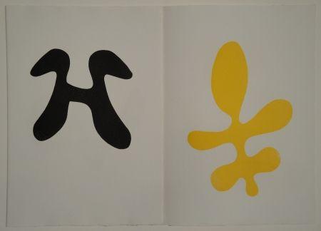Livre Illustré Arp - Elemente