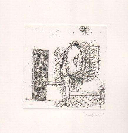 Livre Illustré Tamburi - Elle ou Le Semainier du Plaisir