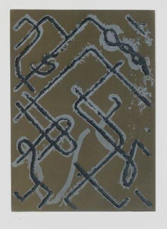 Gravure Moses - Eloi-Vador I