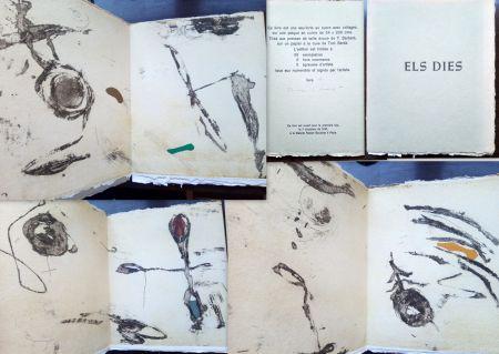 Eau-Forte Riera I Arago - Els dies (Livre d'artiste)