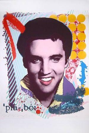Sérigraphie Duardo - Elvis Palyboi