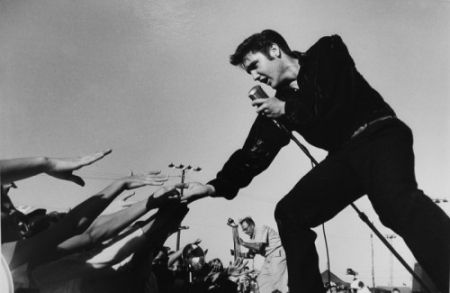 Photographie Marshutz - Elvis Presley, Mississippi-Alabama Fair