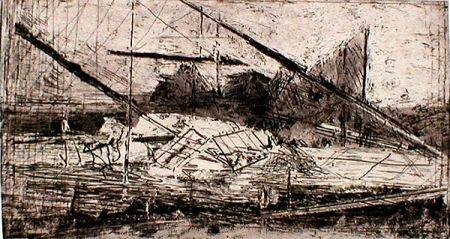 Eau-Forte Oliveira - Emerson Site I