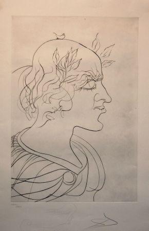 Gravure Dali - Emperador Trajano