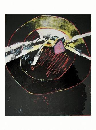 Lithographie Balas - En marge du goût de J. A. Brillat-Savarin II