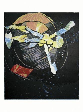Lithographie Balas - En marge du goût de J. A. Brillat-Savarin III