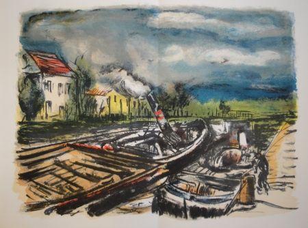 Livre Illustré Vlaminck - En noir et en couleur