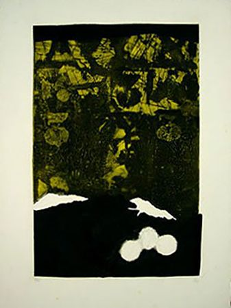 Multiple Clavé - En noir et jaune