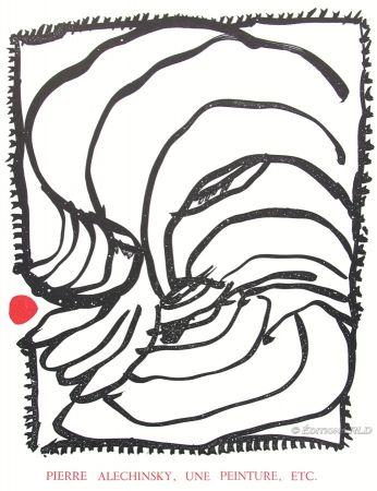 Livre Illustré Alechinsky - En Puisaye N°3
