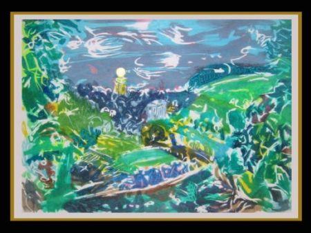 Gravure Heindorff - English Landscape Series 1
