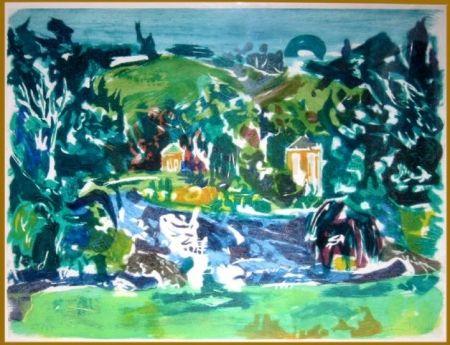 Gravure Heindorff - English Landscape Series 2